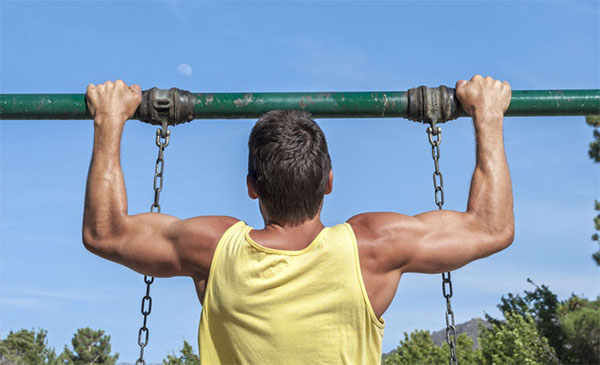 How to do a Kipping Pullup