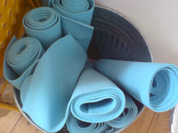 How to Wash a Yoga Mat