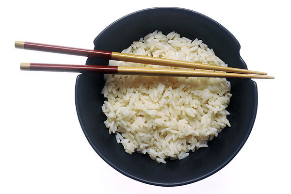 is rice fattening