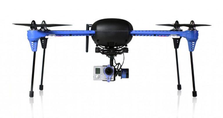 3D Robotics Iris+ Multicopter Review