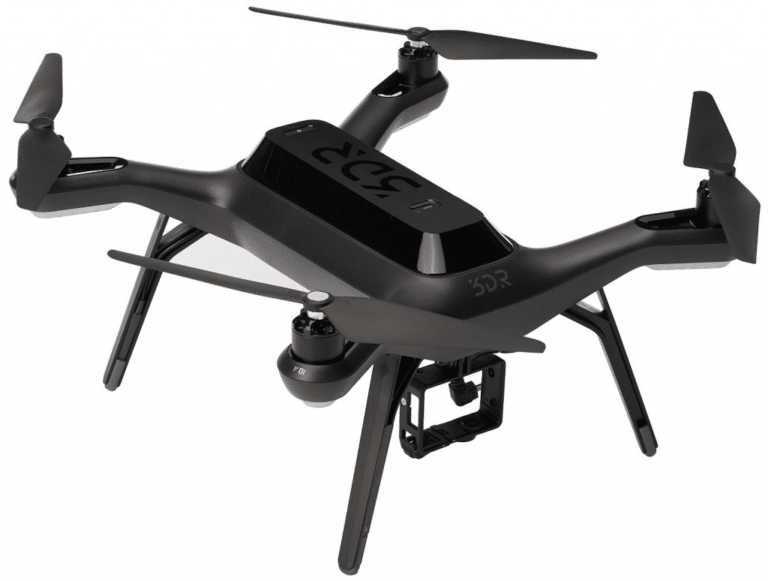3DR Solo Drone Quadcopter Review