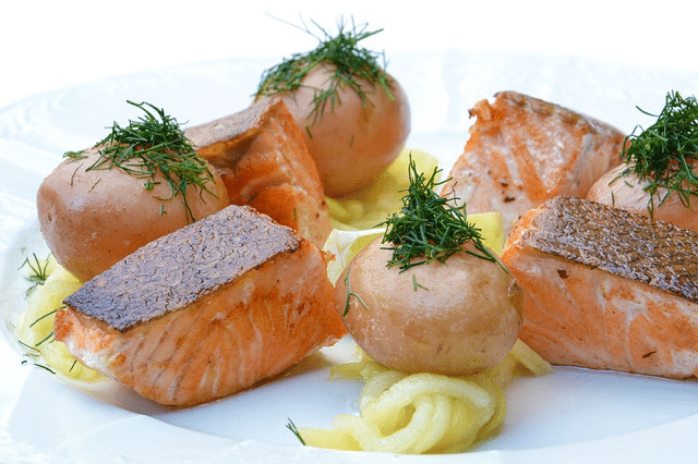 Salmon Nutritional Information and Types