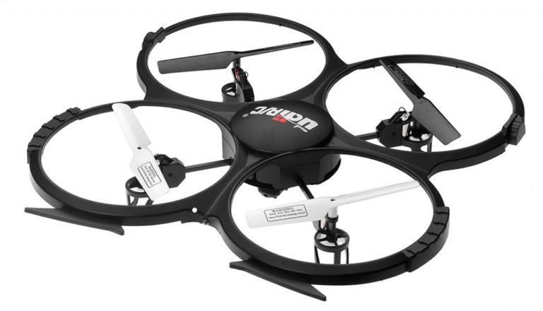 UDI 818A HD + RC Quadcopter Drone Review