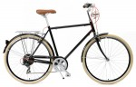 Critical Cycles Hybrid Commuter Bicycle