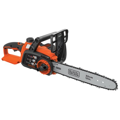 Black+Decker LCS1240 Cordless Chainsaw Review
