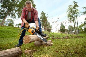 WORX WG304.1 Chainsaw Review 1
