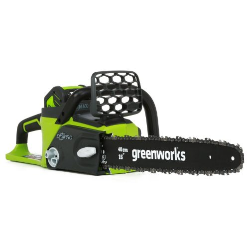 GreenWorks 20312 DigiPro G-MAX Chainsaw Review