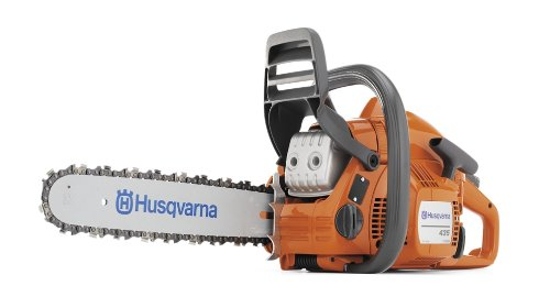 Husqvarna 435 16-Inch Gas Powered Chainsaw Review