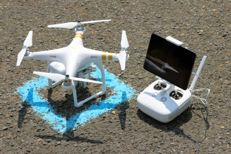 Are Quadcopters Drones