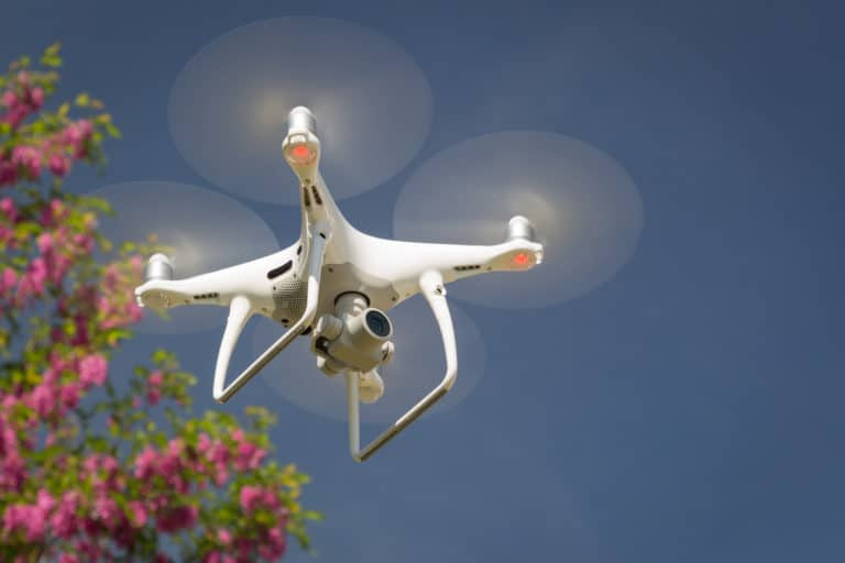 Who Invented the Quadcopter Drone