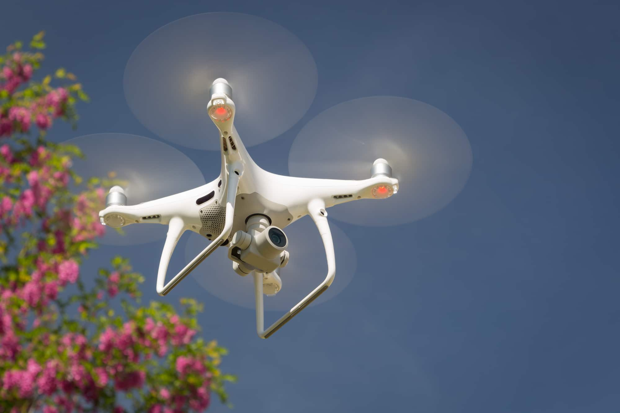 Who Invented the Quadcopter Drone? - BestSpy